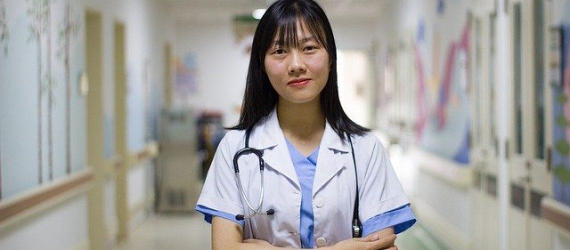 מזכירה רפואית