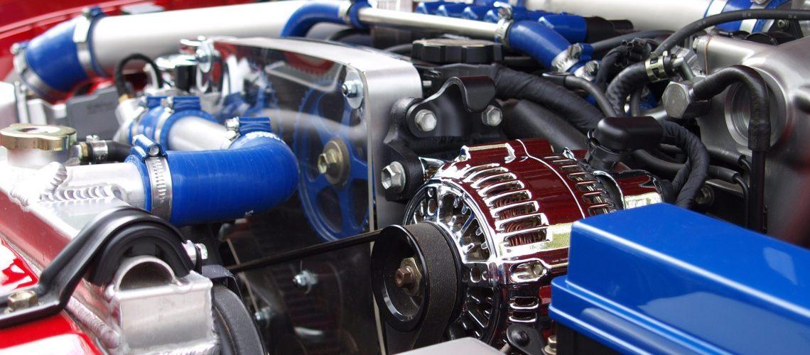 blue-silver-black-car-engine-65623