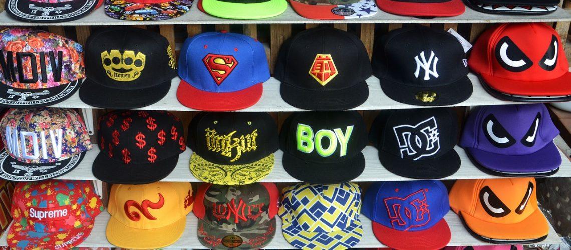גרפיטי על כובעים